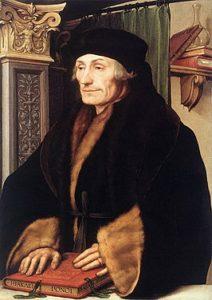 Lezing Desiderius Erasmus in Raadzaal Mariënkroon @ Mariënkroon