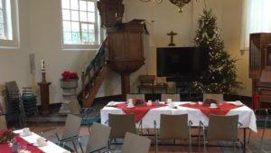 Kerstsamenkomst senioren