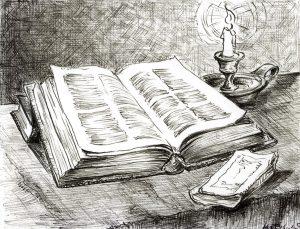 Cursus: 'Raar verhaal', olv Ds. Marloes Meijer