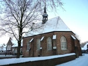 Kerk in de sneeuw, CH 0113