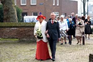 Bruiloftsstoet