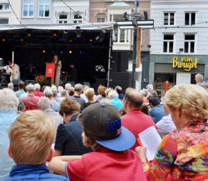 Pinksteren met Jazz in Duketown @ Plein Grote Kerk, Den Bosch
