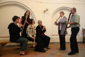 Flutes a Lek