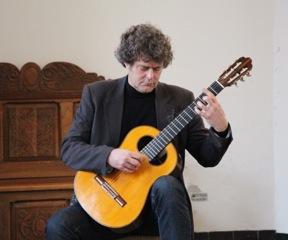 Muziek op Zondag: Enno Voorhorst, gitaar