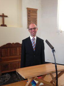Eredienst: prof. dr. Maarten Wisse