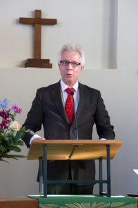 Viering: Afscheid ds. Roel Knijff