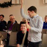 Klieder- en jongerenkerst: Ds. Marloes Meijer