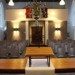 Kerk gereserveerd