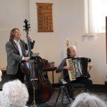 """Muziek op Zondag, """"Lumières"""" Gildas Delaporte en Bert van den Brink"""