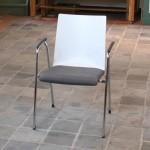 Kerk nieuwe stoel