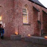 Voorlopige reservering kerk