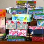 Actie Schoenendoos: Creatief voor kids in de kerk!
