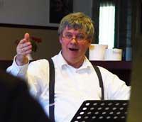 Kerk gereserveerd voor cantorij